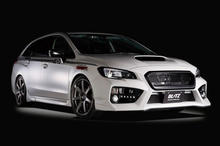 Subaru Levorg VMG Aero - Blitz Power