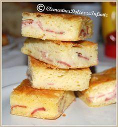 Questa straordinaria ricetta l'ho trovata su cookaround e vi consiglio di provarla!! Torta rustica perfetta per feste e buffet o come ape...