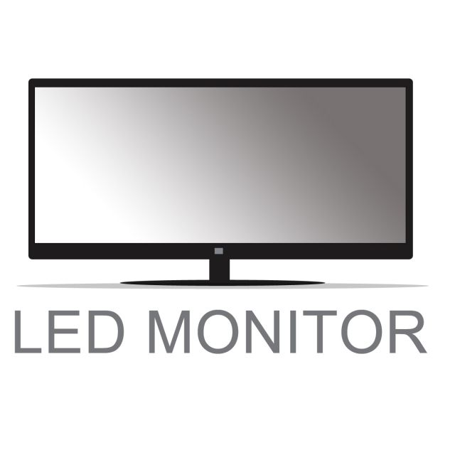 Led Monitor Monitor Clipart Led Monitor Png Transparent Clipart Image And Psd File For Free Download Tv Icon Led Tv Monitor
