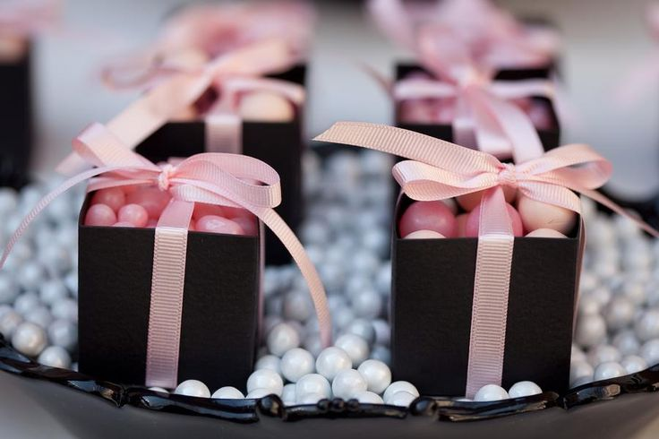 bridal shower with coco chanel theme inspiration candy boxes jpg 736x490 chanel bridal shower