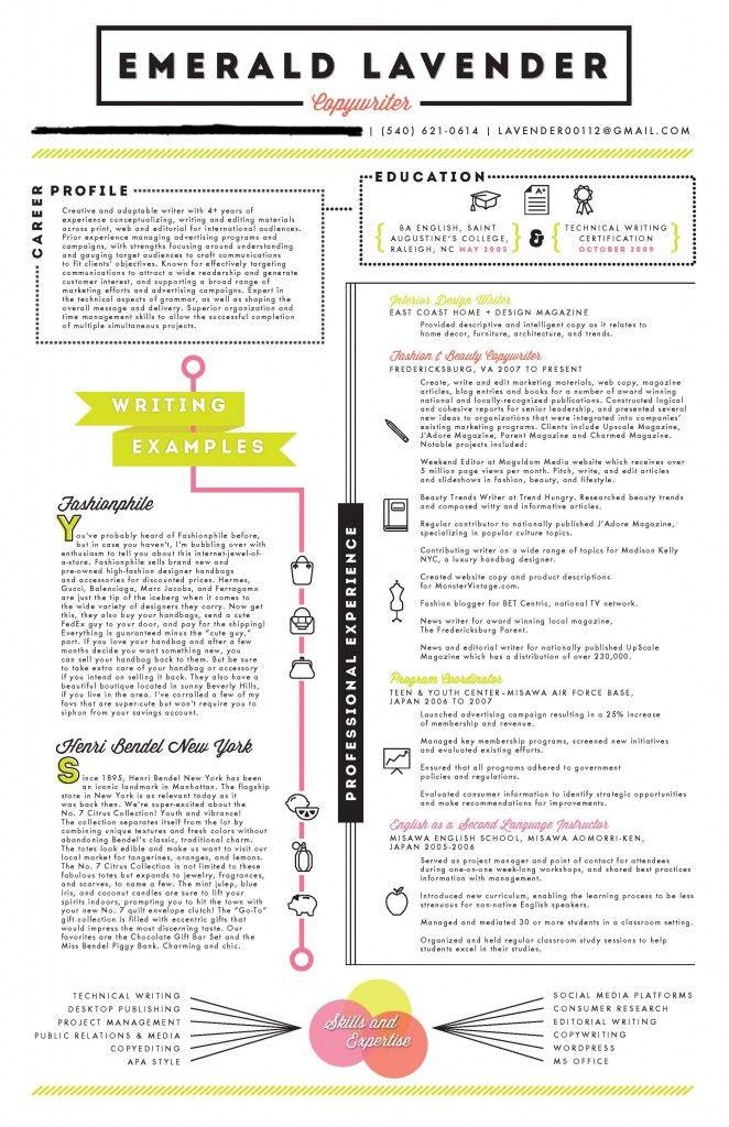 238 best Resume \ CV ideas images on Pinterest Resume cv, Cv - resume writing ideas