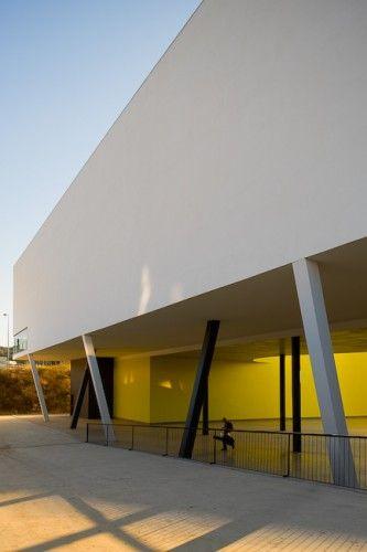 School Of Music In Lisbon / João Luís Carrilho da Graça