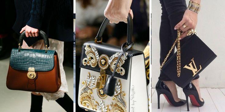 21 Taschen für Frauen (elegante Taschen, lässig, groß, klein ..) – #Damenhand…