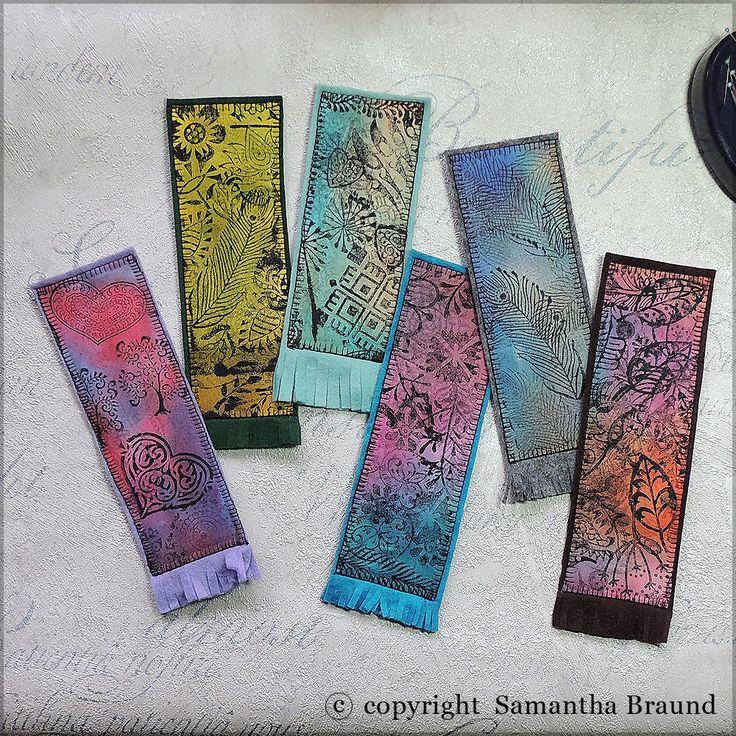 Samantha Braund Arts: Textile Work in Progress January 2017