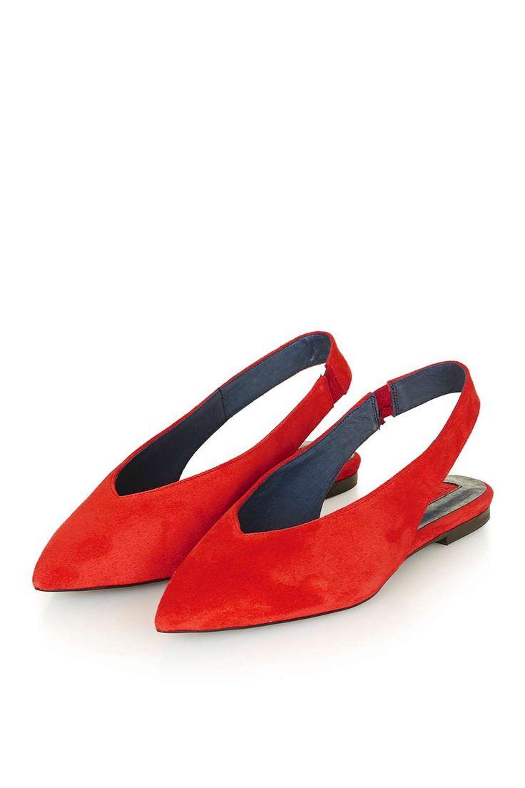 KANDI Pointed Slingback Shoe