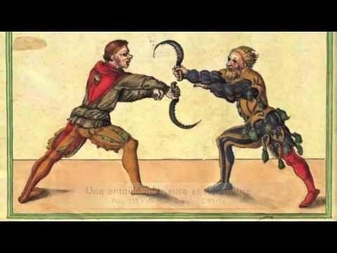 ▶ Artes Belli, La faucille selon Paulus Hector Mair - 235r à 237v - YouTube