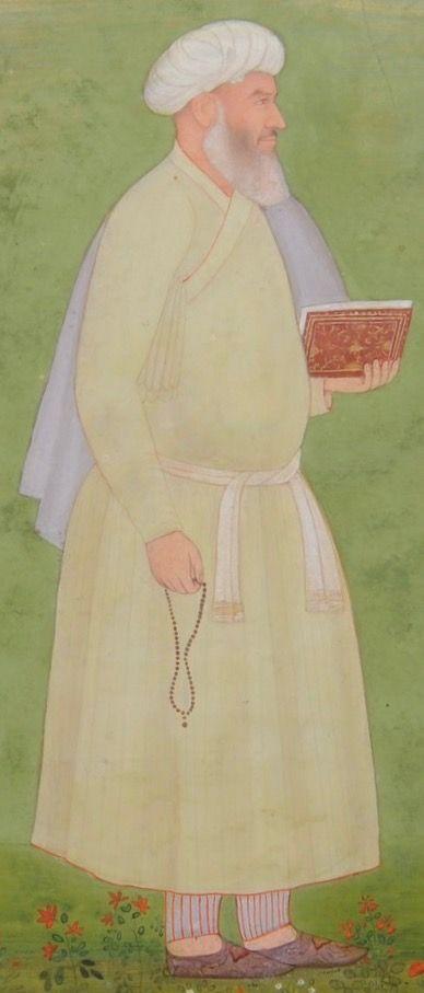 Mulla Shah Badakhshi belonged to the Qadiri order of Sufism. He was the spiritual mentor of the Mughal prince Dara Shikoh & his sister Princess Jahanara Begum.