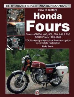 Best 176 honda cb400f 1975 ideas on pinterest motorbikes biking how to restore honda fours covers cb350 400 500 550 650 publicscrutiny Gallery