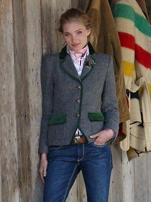 wendy jacket - jackets & vests - women - Gorsuch