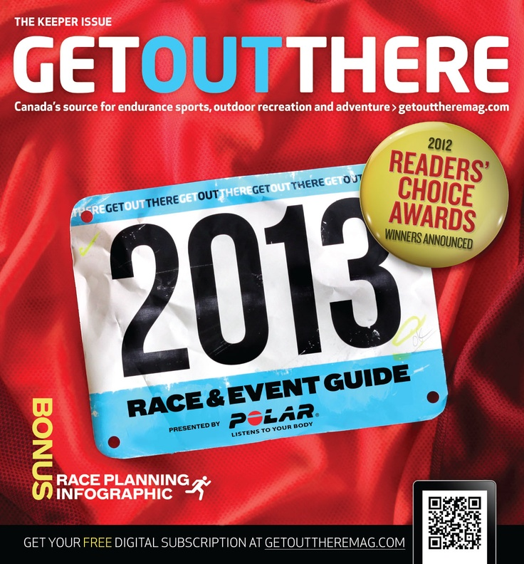 Our February 2013 Race & Event Guide is out! Check out our Eastern Canada edition for races and events in Ontario, Quebec and Atlantic Canada. http://dashboard.pilomobile.com/i/104393