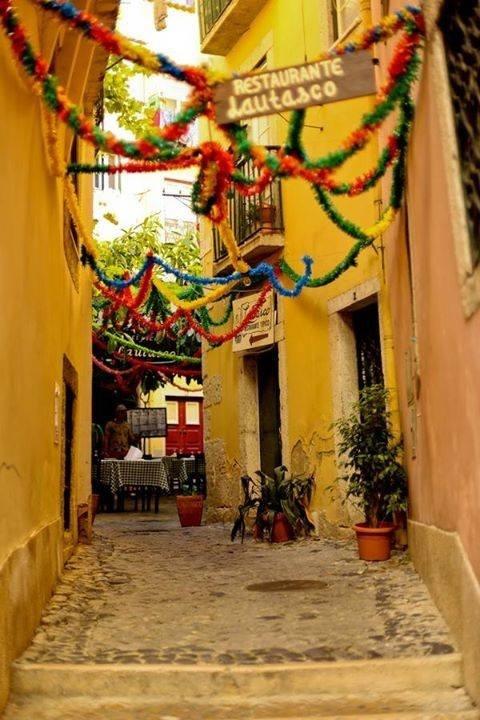 Dia dos Santos Populares - Lisboa