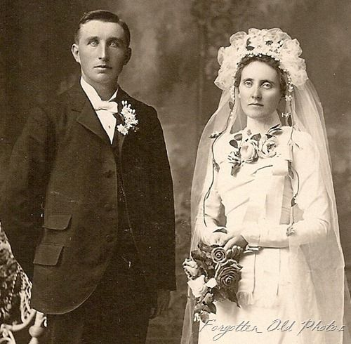 17 Best Images About 1900's Wedding Fashion On Pinterest