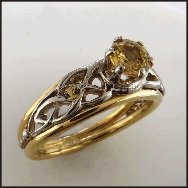 1000+ images about Custom Celtic Rings on Pinterest ...