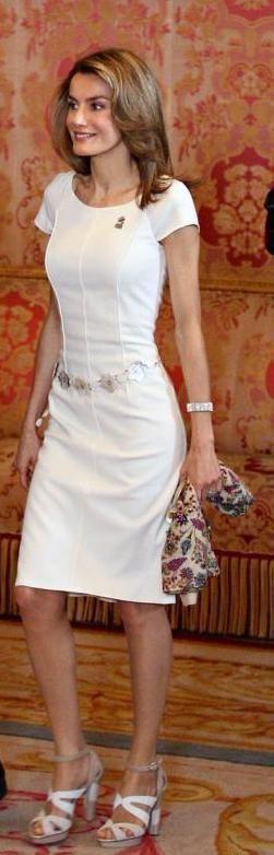 [Código: LETIZIA 0125] Su Majestad la Reina Doña Letizia