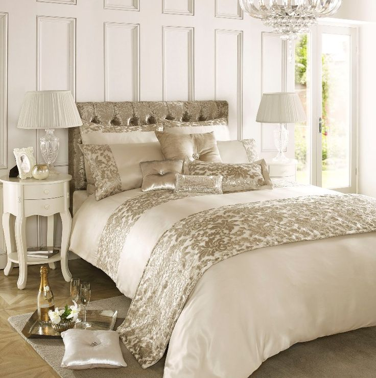 Kylie Minogue Bedding Range Is Truly Sophisticated And Glamorous The Eloise Single Duvet
