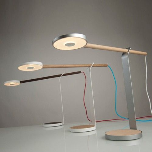 The gravy led desk lamp was the winner of the 2013 good design away from the