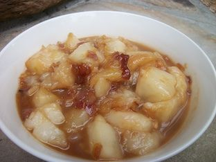 Pear Chutney Recipe for Crepes - How to Make Chutney