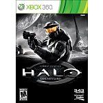 GameFly Used Game Sale: Halo: Combat Evolved Anniversary (Xbox 360) $18