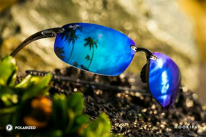 MAUI JIM SUNGLASSES AUTHORISED STORE IN AHMEDABAD Prescription Sunglasses Available  Welcome to Blue Hawaii - A New Blue mirrored Lens From Maui Jim REMARKABLE CLARITY AND ENHANCED VIEWS Tis the season to experience the brilliance of the world around you with Blue Hawaii, Maui Jim's new blue flash mirror lenses. Overflowing with vibrant hues, Blue Hawaii is the latest fashionable lens offering from Maui Jim.