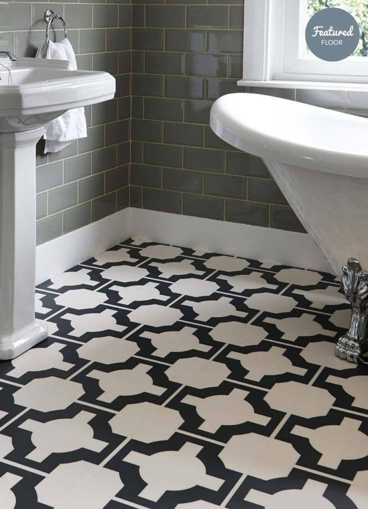 227 best images about for the home on pinterest chairs for Lino flooring for bathrooms