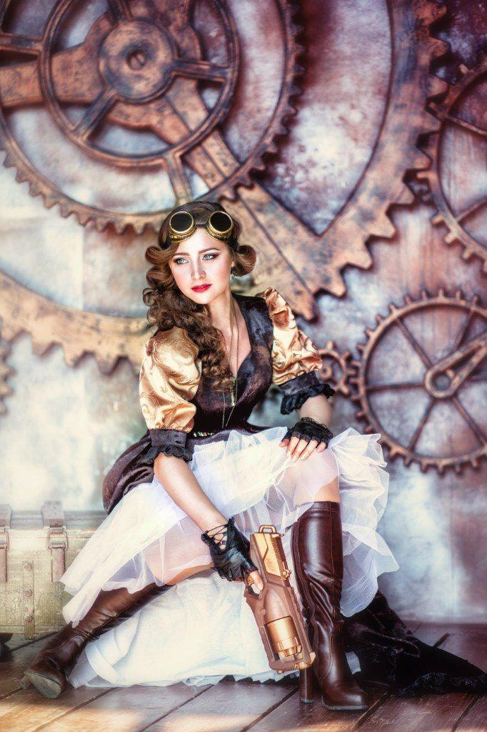 Oh Steampunk : Photo