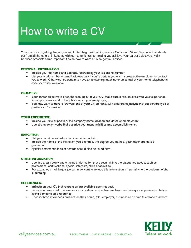 40 best Resume Templates images on Pinterest Curriculum, Resume - resume verbs list