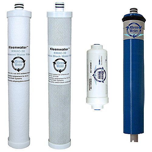 culligan ac-30 compatible filters, kleenwater replacement cartridge ...