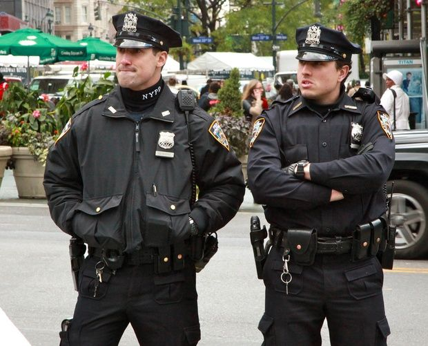 New York City Police Officers  ...