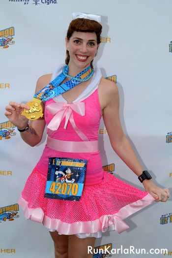 The 2014 Walt Disney World Half Marathon took 20,000 runners on a tour of Magic Kingdom and Epcot at the Walt Disney World Marathon Weekend.