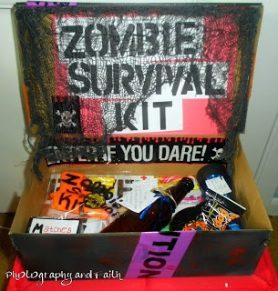 zombie survival kit!