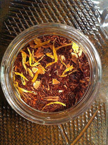 Tea Blend 2013. Sweet (re-steep-able!) rooibis with Madagascar vanilla ...