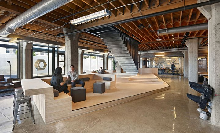 Heavybit Industries by IwamotoScott Architecture San Francisco California 04 Heavybit Industries office by IwamotoScott Architecture, San Francisco   California