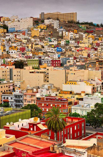 Las Palmas . Canary Islands Spain