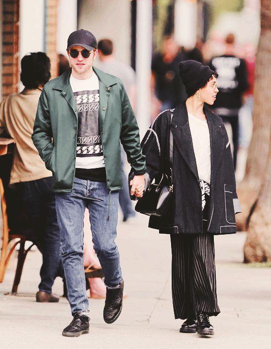 Robert Pattinson And Tahliah Barnett