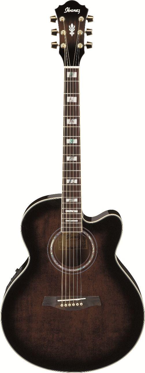 Ibanez AEL30SEDVS Acoustic Guitar. Want!