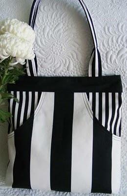 Retro Fun bag patterns by Geta Grama @ Geta's Quilting Studio My new favorite pattern! So easy to use!