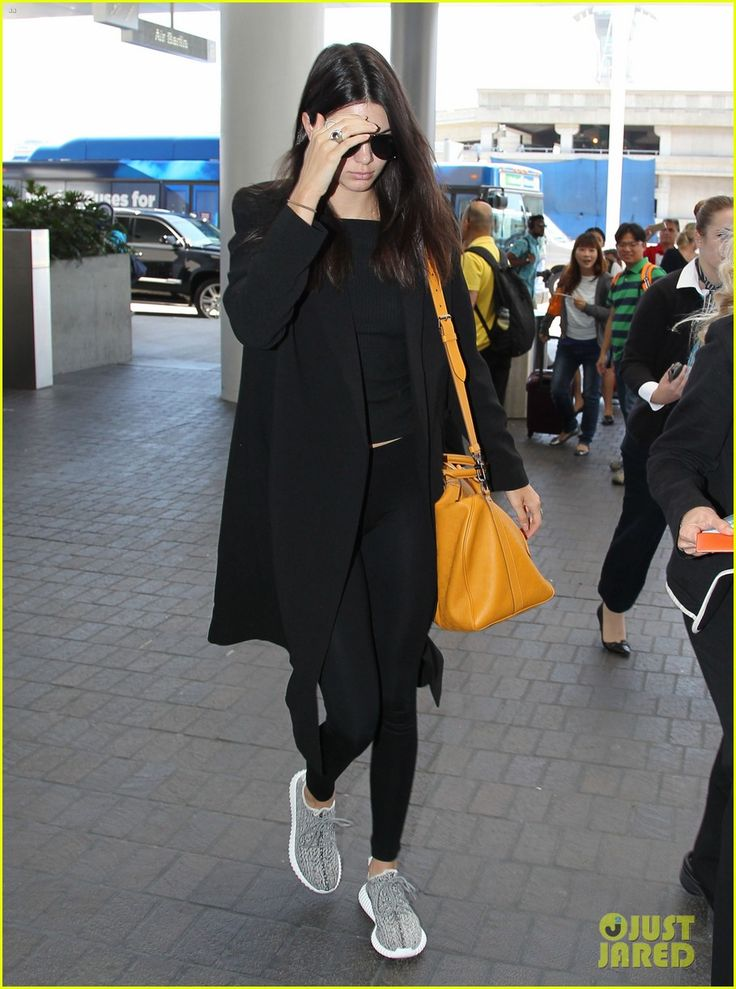 Kendall Jenner Sport Style