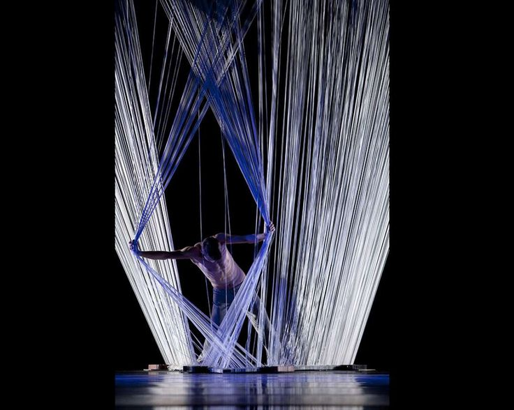 """""""Triangle of the Squinches"""" is a collaborative, full-length, contemporary ballet created by San Francisco Architect, Christopher Haas and San Francisco Chore..."""