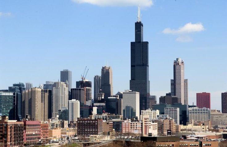 willis tower chicago   Najwyższe, najważniejsze i najciekawsze drapacze chmur w USA ...