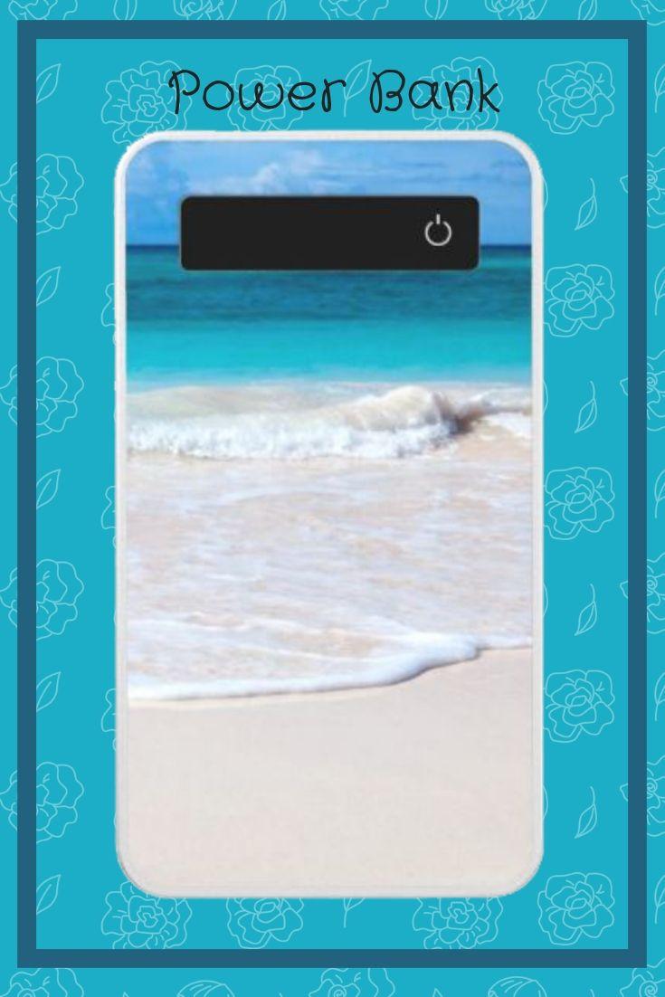 Gorgeous tropical beach blue ocean blue sky and cream colored sand