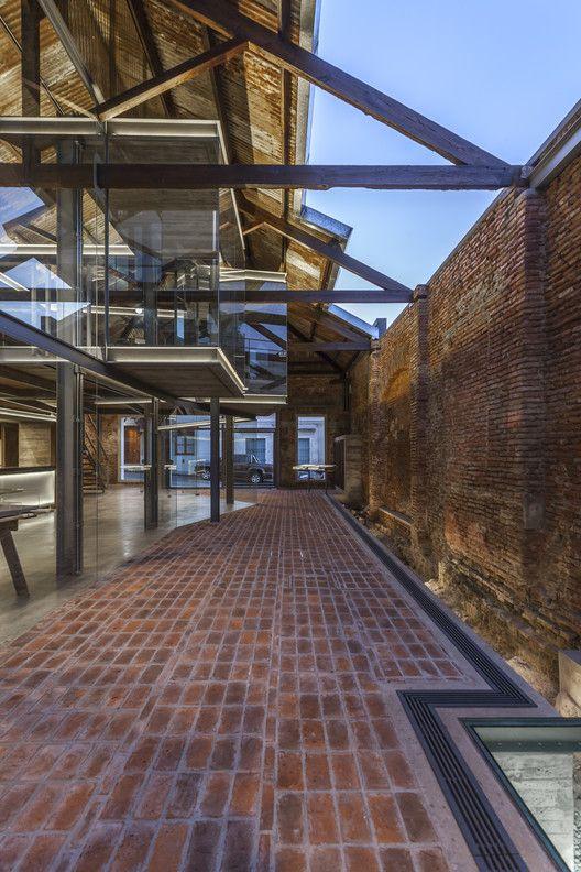 Paseo de La Brecha Museum, Frazzi Arquitectos, Uruguay