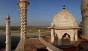 Taj Mahal 360 Panorama