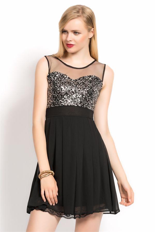 İRONİ ÜST PAYET ALT ŞİFON KISA ELBİSE (5858-927 GÜMÜŞ) 79,20 TL #payetelbise #payet #şifon #bayangiyim #woman #gümüş #siyah #elbise #kolsuz #allmissegiyim #allmissecom #trend #fashion #sale #life #turkey #istanbul  http://allmisse.com/ironi-ust-payet-alt-sifon-kisa-elbise-17812