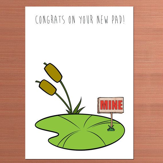 140 best buzz greetings greeting cards images on pinterest congrats new pad new home house card by buzzgreetings on etsy m4hsunfo Choice Image
