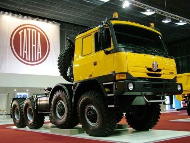 Tatra 815 8x8.1 Terr№1 -