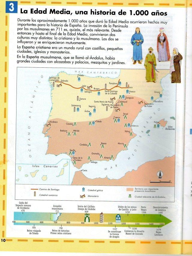 La Edad Media, una historia de 1000 años