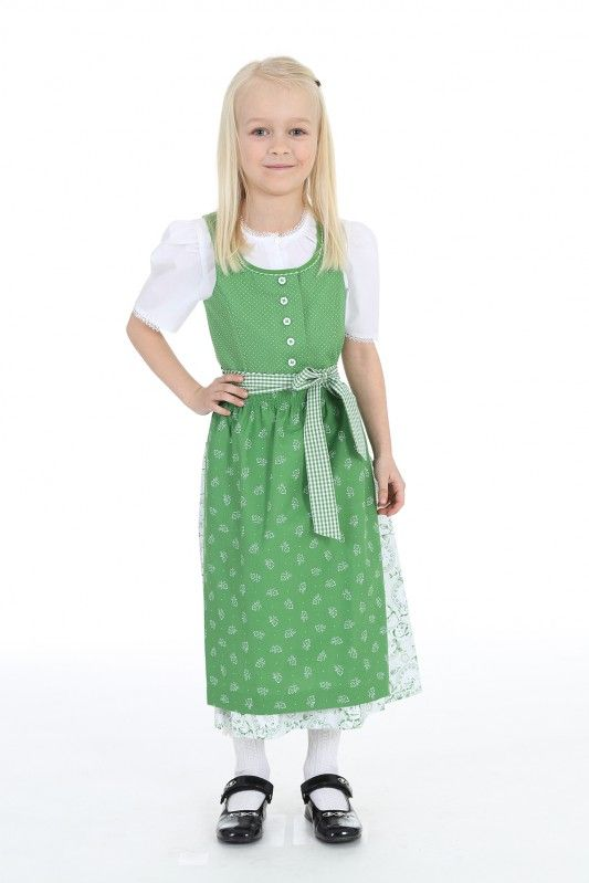 dieses hochwertige kinderdirndl von der firma wenger in. Black Bedroom Furniture Sets. Home Design Ideas