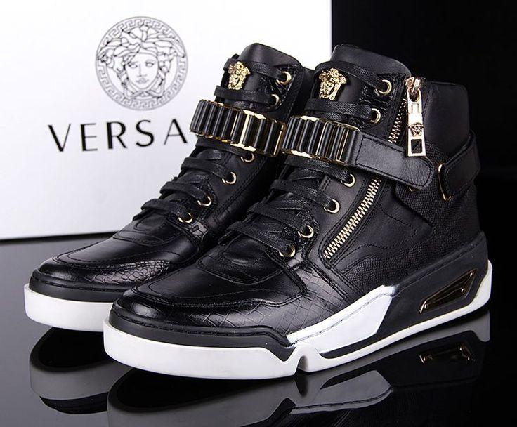 replica versace casual shoes s shoes sport shoes