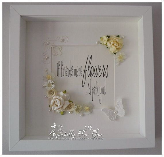 36 best Cricut ~ Shadow Boxes images on Pinterest | Picture frame ...