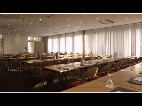 City Hotel Frankfurt Bad Vilbel - Bad Vilbel - Visit http://germanhotelstv.com/citybadvilbelgt Only 8 km from Frankfurt city centre this hotel in Bad Vilbel offers modern wellness facilities local and international cuisine and soundproofed rooms. -http://youtu.be/8O_EBkIfJ9A